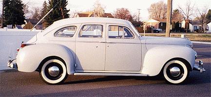 Oldtimer gallery cars 1941 dodge for 1941 dodge 4 door sedan