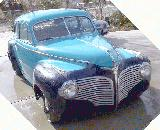 22k photo of 1941 Dodge brougham