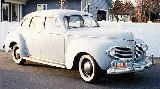 27k photo of 1941 Dodge D20 4-door sedan