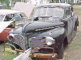42k photo of 1941 Dodge Custom 4-door sedan