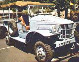 85k photo of Dodge WC3 in US Navy colors