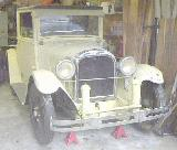 38k photo of 1926 Dodge business coupe