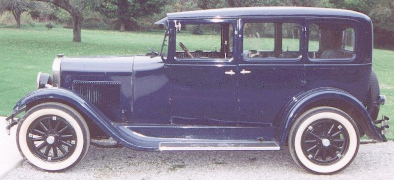 49k Photo Of 1928 Dodge 128 Fast Four 4 Door Sedan Of Leonard Kyllonen