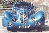 49k photo of 1936 Delahaye 135 Competition Court coupe by Figoni et Falaschi, Chassis 46576