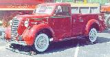 70k photo of 1936 Diamond T80 pickup of Max Heinz