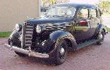 58k photo of 1937 Dodge 4-door Touring Sedan