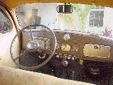 79k photo of 1937 Dodge 4-door Touring Sedan, dashboard
