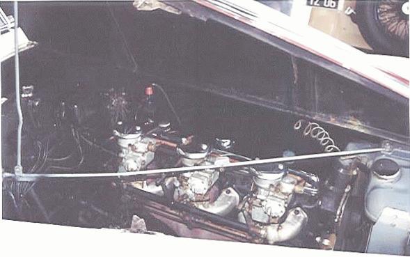 Oldtimer Gallery Cars Delahaye 135m