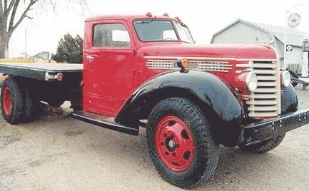 1937 To 1944 Diamond T Truck For Sale Autos Post
