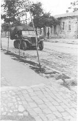 55k WW2 photo of Sd. Kfz. 10