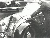 35k photo of DKW Schwebeklasse cabriolimousine
