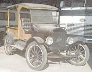 1923 Ford T depot hack