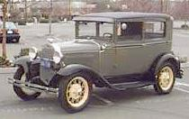 1930 Ford A Tudor DeLuxe