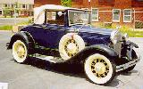 17k photo of 1930 Ford A Rumbleseat Cabriolet