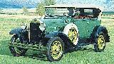 33k photo of 1930 Ford A DeLuxe Phaeton