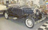 20k photo of 1930 Ford A DeLuxe Rumbleseat Roadster