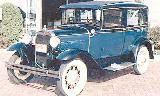 21k photo of 1930 Ford A Murray Town Sedan
