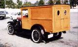 10k photo of 1930 Ford A Panel Truck