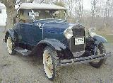 43k photo of 1930 Ford A rumbleseat roadster