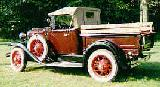 13k photo of 1930 Ford A Roadster Pickup
