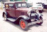 31k photo of 1930 Ford A Victoria