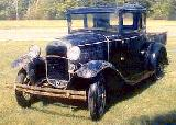 17k photo of 1930 Ford A coupe-express with removable pickup box