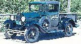38k image of 1931 Ford A Metal Cab Pickup