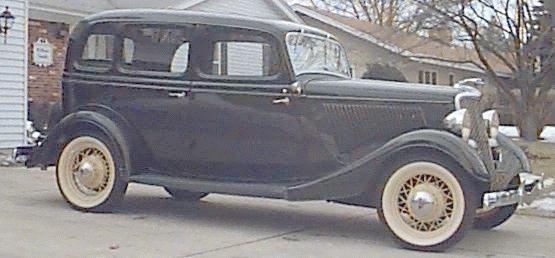Car Auction Online >> Oldtimer gallery. Cars. 1934 Ford V8 40A.