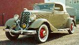 26k photo of 1934 Ford Cabriolet