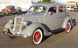 33k photo of 1935 Ford V8-48 DeLuxe Fordor Touring Sedan