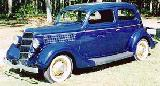16k image of 1935 Ford V8-48 Slantback 2-door (Tudor) Sedan