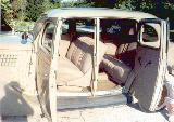 19k photo of 1935 Ford V8-48 DeLuxe fordor touring sedan, interior
