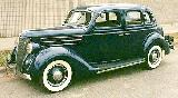 27k photo of 1936 Ford Fordor Sedan