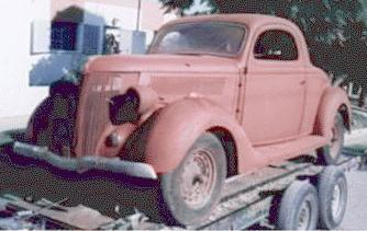 Oldtimer gallery cars 1936 ford v8 68 for 1936 ford 3 window coupe project for sale