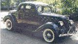 101k photo of 1936 Ford DeLuxe 5-window Rumbleseat Coupe