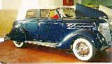21k photo of 1936 Ford trunkback Convertible Sedan