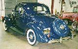 28k photo of 1936 Ford 5-window Rumbleseat Coupe