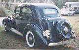16k photo of 1936 Ford Tudor trunkback Touring Sedan