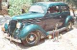 18k photo of 1936 Ford Tudor slantback Sedan
