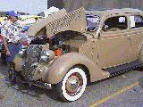 30k photo of 1936 Ford Tudor Sedan