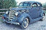32k photo of 1936 Ford 4-door Touring Sedan