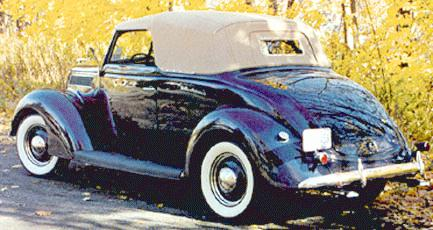 Car Auction Online >> Oldtimer gallery. Cars. 1937 Ford V8.