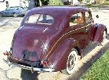 37k photo of 1937 Ford Tudor Caboret Sedan