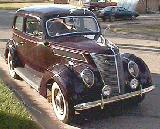 35k photo of 1937 Ford Tudor Caboret Sedan