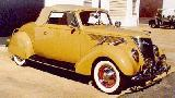 21k photo of 1937 Ford V8 Cabriolet