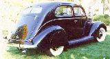 37k photo of 1937 Ford V8 74 Slant Back Tudor Sedan