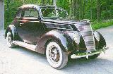 25k photo of 1937 Ford V8 78 DeLuxe Club Coupe