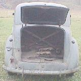25k photo of 1937 Ford V8 78 Standard Fordor Sedan, trunk
