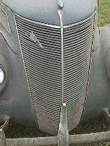 64k photo of 1937 Ford V8 78 Standard Fordor Sedan, grille
