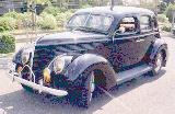 18k photo of 1938 Ford 81A Standard Fordor Sedan